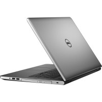 "Laptop Dell Inspiron 5759 with processor Intel® Core™ i5-6200U 2.30GHz, Skylake™, 17.3"", Full HD, 8GB, 1TB, DVD-RW, AMD Radeon™ R5 M335 4GB, Ubuntu Linux 14.04 SP1, Silver"