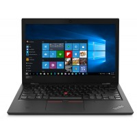 Notebook / Laptop Lenovo 13.3'' ThinkPad L380, FHD IPS, Procesor Intel® Core™ i5-8250U (6M Cache, up to 3.40 GHz), 8GB DDR4, 256GB SSD, GMA UHD 620, Win 10 Pro, Black