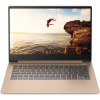 Ultrabook Lenovo 14'' IdeaPad 530S IKB, FHD IPS Glass, Procesor Intel® Core™ i7-8550U (8M Cache, up to 4.00 GHz), 8GB DDR4, 256GB SSD, GMA UHD 620, FingerPrint Reader, FreeDos, Copper