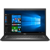 Ultrabook DELL 14'' Latitude 7490 (seria 7000), FHD, Procesor Intel® Core™ i5-8350U (6M Cache, up to 3.60 GHz), 8GB DDR4, 256GB SSD, GMA UHD 620, Win 10 Pro, Black, 3Yr NBD