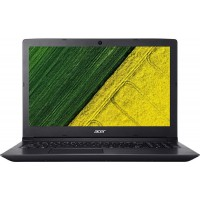 Notebook / Laptop Acer 15.6'' Aspire 3 A315-41, HD, Procesor AMD Ryzen 3 2200U (4M Cache, up to 3.40 GHz), 4GB DDR4, 500GB, Radeon Vega 3, Linux, Obsidian Black
