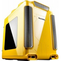 Carcasa DeepCool Steam Castle Yellow Fara sursa dp-steam-yl