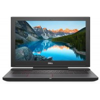 Notebook / Laptop DELL Gaming 15.6'' G5 5587, FHD, Procesor Intel® Core™ i7-8750H (9M Cache, up to 4.10 GHz), 16GB DDR4, 1TB + 256GB SSD, GeForce GTX 1060 6GB, Linux, Black, 3Yr CIS