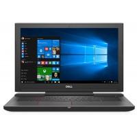 Notebook / Laptop DELL Gaming 15.6'' G5 5587, FHD, Procesor Intel® Core™ i5-8300H (8M Cache, up to 4.00 GHz), 8GB DDR4, 1TB + 128GB SSD, GeForce GTX 1050 Ti 4GB, Win 10 Home, Black, 3Yr CIS