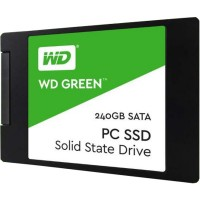 SSD WD NEW Green 240GB SATA-III 2.5 inch