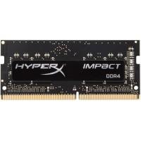 Memorie notebook HyperX Impact, 4GB, DDR4, 2400MHz, CL14, 1.2v