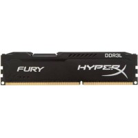 Memorie Kingston HyperX Fury Black 4GB DDR3L 1866MHz CL11 hx318lc11fb/4