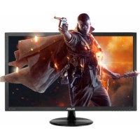 Monitor Gaming LED 23.6 Asus VP247H FullHD 1ms Black