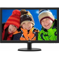 Monitor LED 21.5 Philips 223V5LHSB2 Full HD 5ms Negru