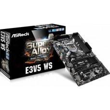 Placa de baza ASRock E3V5 WS Socket 1151 e3v5 ws