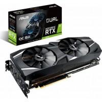 Placa video ASUS Dual GeForce RTX 2070 OC edition 8GB GDDR6 256-bit DUAL-RTX2070-O8G