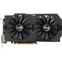 Placa video Asus GeForce GTX 1050Ti Strix 4GB GDDR5 128bit gtx1050ti-4g-gam