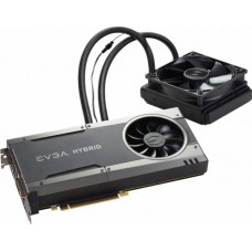 Placa video EVGA GeForce GTX 1080 FTW Hybrid Gaming 8GB GDDR5X 256bit 08g-p4-6288-kr