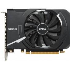 Placa video MSI GeForce GTX 1050 AERO ITX OC 2GB GDDR5 128bit gtx 1050 aero itx 2g oc