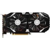 Placa video MSI GeForce GTX 1060 6GT OCV1 6GB GDDR5 192bit gtx 1060 6gt ocv1