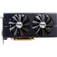 Placa video Sapphire Radeon RX 480 NITRO+ 8GB GDDR5 256bit Lite 11260-07-20g