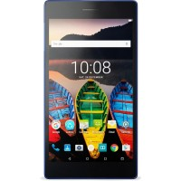 Tableta Lenovo Tab 3 850M, 8 inch MultiTouch, MediaTek 1.00GHz Quad Core, 2GB RAM, 16GB flash, Wi-Fi, Bluetooth, GPS, LTE, Android 6.0, Black