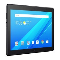 Tableta Lenovo Tab 4, 10 inch IPS MultiTouch, Snapdragon 425 1.4GHz Quad Core, 2GB RAM 16GB flash, Wi-Fi, Bluetooth, GPS, Android 7.0, Black